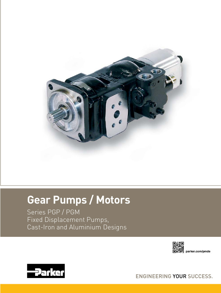 Gear Pumps / Motors