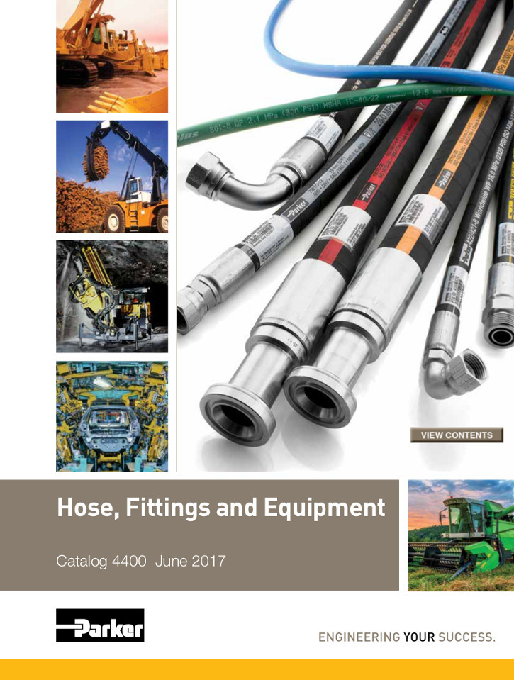 Hose, Fittings and Equipment