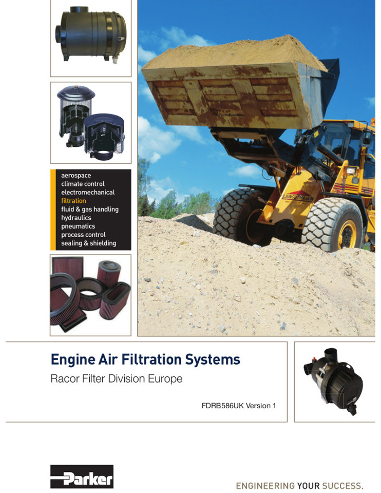 Engine Air Filtration Systems